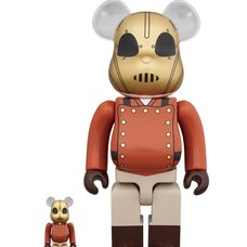 BE@RBRICK Rocketeer 100% & 400% Set