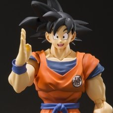 S.H.Figuarts Dragon Ball Z Goku: A Saiyan Raised on Earth