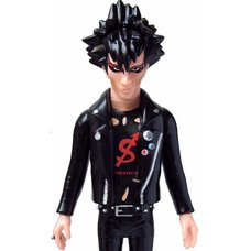 The Stalin Michiro Endo 1982 Leather Jacket Ver. Soft Vinyl Figure