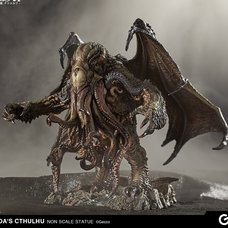 H.P.Lovecraft Paul Komoda's Cthulhu Non-scale Statue