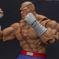 Storm Collectibles Street Fighter Sagat 1/12 Scale Action Figure