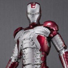 S.H.Figuarts Iron Man 2: Iron Man Mark V & Hall of Armor Set