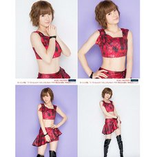 Morning Musume。'15 Fall Concert Tour ~Prism~ Erina Ikuta Solo 2L-Size 4-Photo Set C