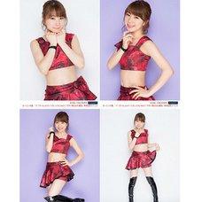 Morning Musume。'15 Fall Concert Tour ~Prism~ Ayumi Ishida Solo 2L-Size 4-Photo Set C