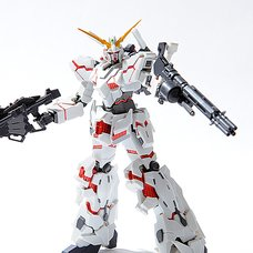 Robot Spirits #159: Unicorn Gundam (Destroy Mode - Full Armor Compatible Ver.)