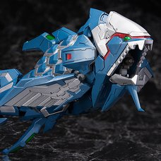 figma Dariusburst Chronicle Saviours Iron Fossil