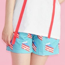 ACDC RAG USA Cake Shorts