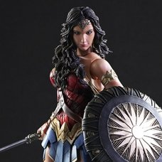 Play Arts Kai Wonder Woman
