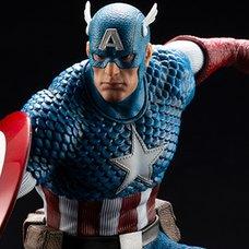 ArtFX Premier Marvel Universe Captain America