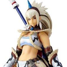 Vulcanlog Monster Hunter: Hunter Swordswoman Kirin Ver. Figure