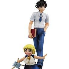 G.E.M. Series Zatch Bell! Zatch & Kiyomaro