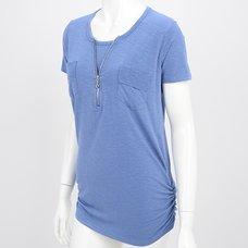 Ozz Croce Zip T-Shirt