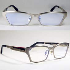 Macross VF-25F Messiah Valkyrie Alto Custom PC Glasses