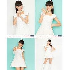 Morning Musume。'15 Fall Concert Tour ~Prism~ Haruna Iikubo Solo 2L-Size 4-Photo Set A