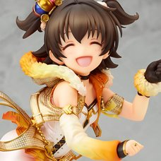 The Idolm@ster Cinderella Girls Miria Akagi: Party Time Gold Ver. 1/7 Scale Figure