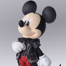 Bring Arts Kingdom Hearts III King Mickey