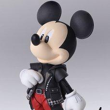 Bring Arts Kingdom Hearts III King Mickey