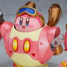 Nendoroid More: Kirby: Planet Robobot Robobot Armor & Kirby