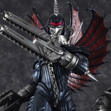 Hyper Solid Series Modified Gigan Non-Scale Figure