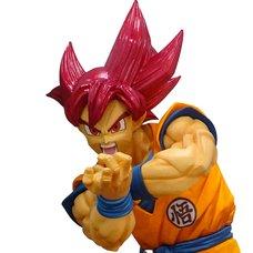 Dragon Ball Z Blood of Saiyans Special Ver. Vol. 6: Super Saiyan God Goku
