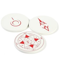 Fate Diatomite Coasters