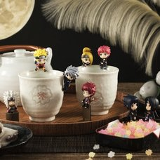 Ochatomo Series Naruto Let's Enjoy Tea Together Box Set