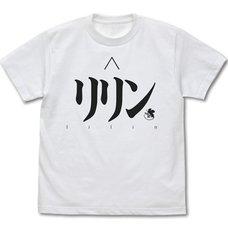 Evangelion Lilin White T-Shirt