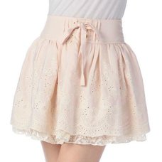 LIZ LISA Embroidered Skort