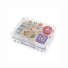 Wachifield Dayan the Cat Stamp Set