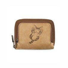 Wachifield Dayan the Cat Paws Folding Wallet
