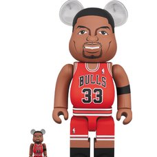 BE@RBRICK Chicago Bulls Scottie Pippen 100% & 400% Set