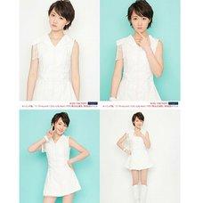 Morning Musume。'15 Fall Concert Tour ~Prism~ Haruka Kudo Solo 2L-Size 4-Photo Set A