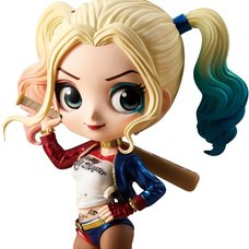 Q Posket Suicide Squad Harley Quinn: Normal Color Ver. (Re-run)