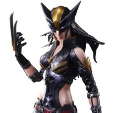 Variant Play Arts Kai Wolverine X-23