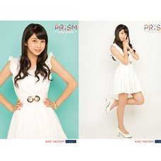 Morning Musume。'15 Fall Concert Tour ~Prism~ Maria Makino Solo 2L-Size Photo Set C