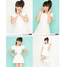 Morning Musume。'15 Fall Concert Tour ~Prism~ Akane Haga Solo 2L-Size 4-Photo Set A
