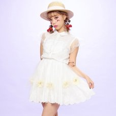 Swankiss Heart & Flower Dress
