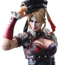 Play Arts Kai Harley Quinn | Batman: Arkham Knight