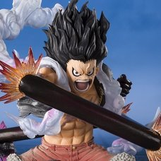 Figuarts Zero One Piece Monkey D. Luffy Gear 4 -Snakeman King Cobra-