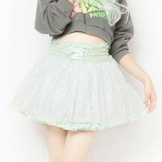 LLL Swan Princess Skirt (Baby Blue)