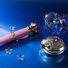 Proplica Sailor Moon Transformation Brooch & Disguise Pen Set