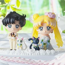 Petit Chara! Sailor Moon Happy Wedding