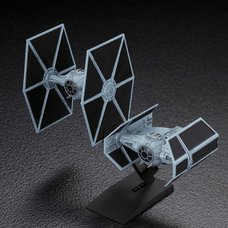 Star Wars 1/144 TIE Advanced x1 & TIE Fighter Set