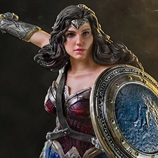 Art Scale Justice League Wonder Woman 1/10 Scale Statue
