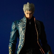 Play Arts Kai Devil May Cry 3 Vergil