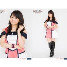 Morning Musume。'15 Fall Concert Tour ~Prism~ Riho Sayashi Solo 2L-Size Photo Set D