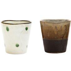 Soyo Mino Ware Mugs