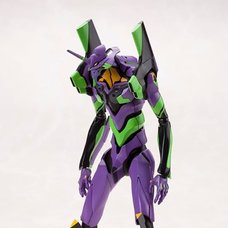 Rebuild of Evangelion Generic Humanoid Battle Weapon EVA Unit-01 (Re-Run)
