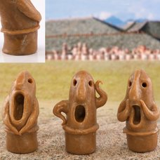 Haniwa Ornament Collection