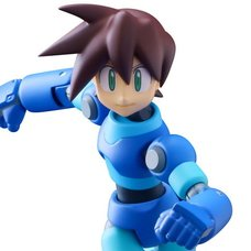 Mega Man Legends 4inch-nel Mega Man Volnutt